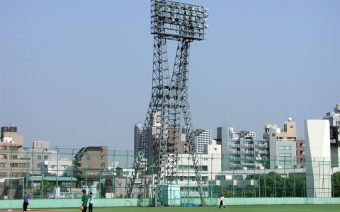 Lighting towers