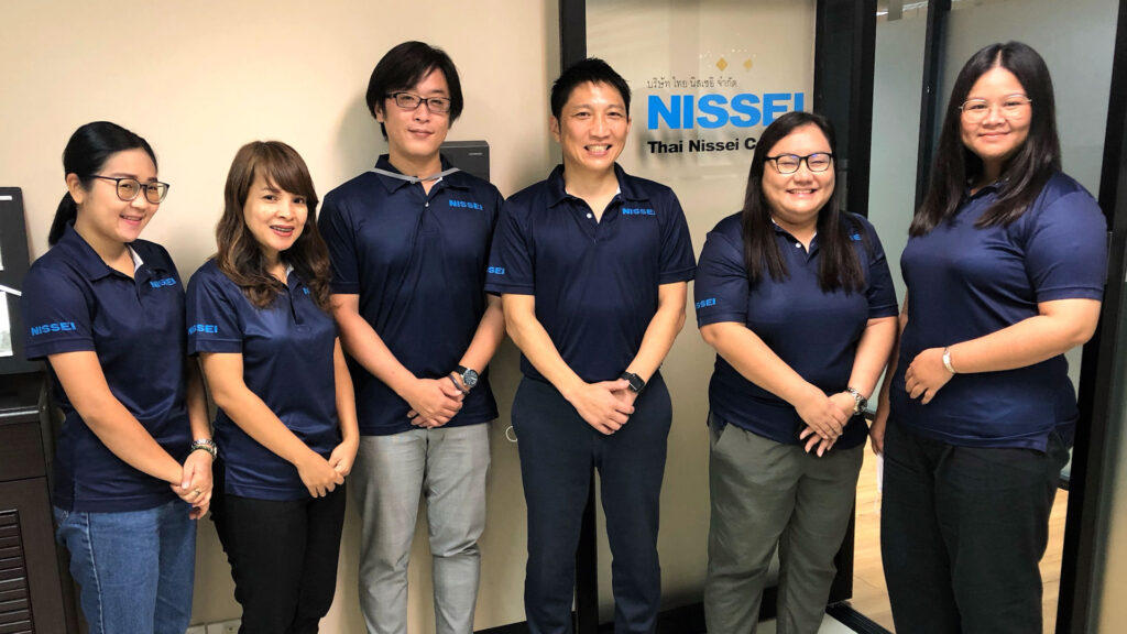 THAI NISSEI staff