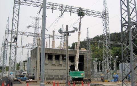 สถานีย่อยหม้อแปลงไฟฟ้า