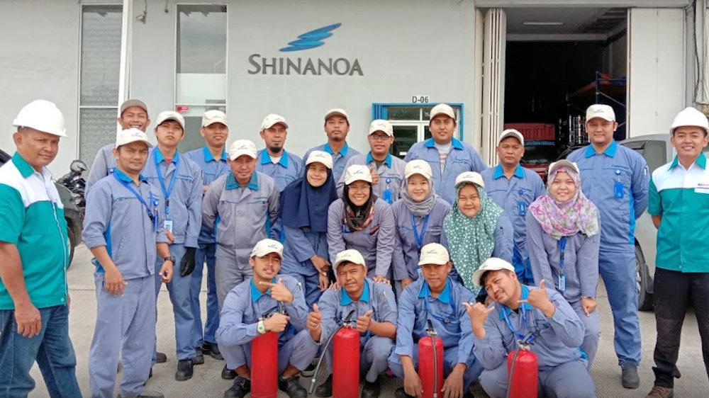 Shinanoa Staff